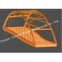 Temporary Steel Box Girder Bridge Rectangular or Trapezoidal in Cross section Manufactures