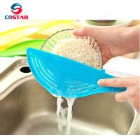 Food Washing Strainer, Drainer,Colander,Sieve for Spaghetti, Pasta,Noodles,Rice,Beans, Fruits,Vegetables.whale Shape Manufactures