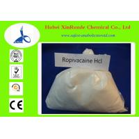 China Easing Pains Raw Powder Ropivacaine Hydrochloride For Health Care 132112-35-7 on sale