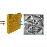 Buy cheap power saving pig farm ventilation and cooling system from wholesalers