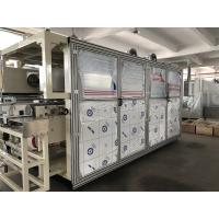 Self Designed Automatic Baby Diaper Machine Pre-Made Mitsubishi PLC Manufactures