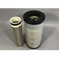 Buy cheap Durable Hitachi Excavator Filters Lightweight HEPA Filtration Grade PU Material from wholesalers