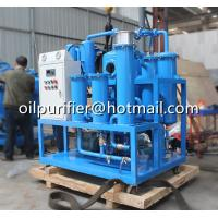 China Gear Compressor Hydraulic oil Purifier, Cutting Fluids Vacuum Dehydration System,Emusion Oil Cleaning Unit on sale