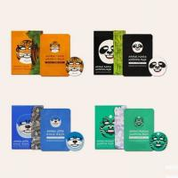 Oil Control / Whitening Sheet Mask , Moisturizing Sheet Mask With Animal Image Manufactures