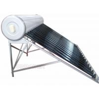 color steel 250L compact low pressure solar geysers Manufactures
