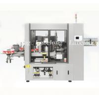 Buy cheap Automatic Label Applicator Machine , Product Labeling Machine For Glass Bottle from wholesalers