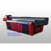 CE Flatbed UV printer  Wide Format 2500 x 1300 mm With Ricoh GEN5 Print Head Manufactures