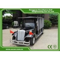 CE Approved Vintage Golf Carts Enclosed Type 80KM Range DC System Manufactures