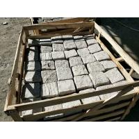 Outdoor Residential Granite Paving Stones / Laying Granite Paving Slabs Manufactures