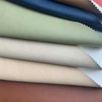 Waterproof  PVC Vinyl Leather Fabric For Car Upholstery 0.4mm -1.2mm SGS For Bags Manufactures