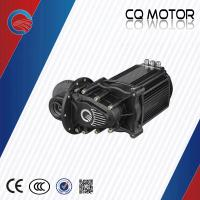 60v 3500watt permanent magnet synchronous  PMSM motor cargo tricycle Manufactures