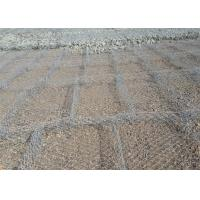 Woven Mesh Type Gabion Wall Baskets With Galvanized Iron Wire Material Manufactures