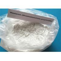 Steroid Powder Drostanolone Propionate Masteron CAS 521-12-0 for Bodybuilding Manufactures