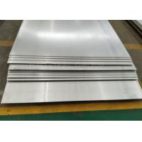 Hot Rolled Stainless Steel Plate 2205 Duplex S31803 F51 1.4462 Grade Manufactures