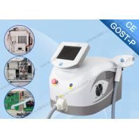Professional Portable diode laser hair removal machine for armpit , leg , arm Manufactures