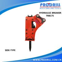 TRB175 hydraulic hammer with chisel 1750mm Manufactures