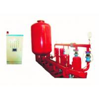 High Flow Fire Protection Pumps Systems Floor Area Saving Safe Reliable Manufactures