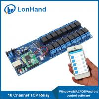 [USR-R16-T] Industrial 16 Channel Relay,Remote Control Switch,TCP Interface Manufactures