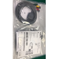 philips one-piece 5ld ecg cable,clip Manufactures