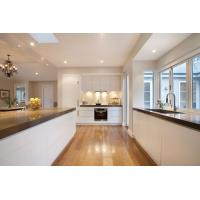 Wood Mdf Kitchen Cabinets Custom Furniture With Modern Simple Design Manufactures