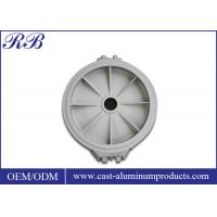 Good Surface Aluminum Gravity Casting 5 - 50mm Max Wall Thickness High Strength Manufactures