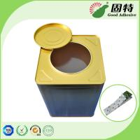 Cheap Fly Catcher Tape Hot Melt Glue Yellowish Color With Excellent Aging - Resistance for sale