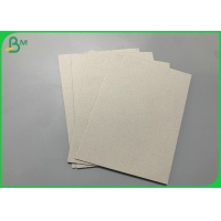 1mm 625gsm High Stiffness Grey Cardboard For Hardcover Book 1200 x 900mm Manufactures