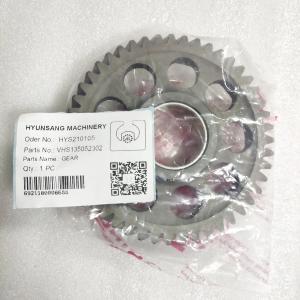Excavator Swing Gear VHS135052352 XKAQ-00008 XKAQ-00012 XKAQ-00022 XKAQ-00006 Manufactures