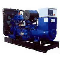 Standby Perkins Electric Generators 125KVA / 100KW Open Type With Radiator Cooling System Manufactures