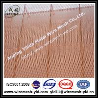 Ornamental & Decorative Expanded metal for wall facade 3 Manufactures
