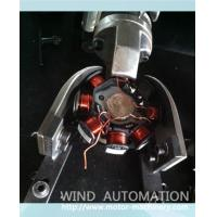 Four station motorcycle magnetoAlternator stator motorcycle winding machine Manufactures