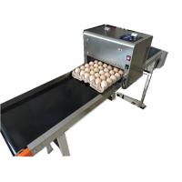 High Output Egg Jet Printer With Environmental Protection Food Safe Ink