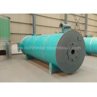 1.25-3.5MW Thermic Fluid Boiler , Textile Mill Horizontal Gas Thermal Boiler Manufactures