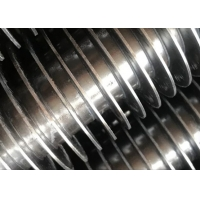 Heat Exchanger High Frequency Welded Spiral Integral Fin Tubes Manufactures