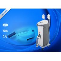 Permanent SHR Hair Removal Machine AC 230V ± 10% Power Supply ISO9001 Manufactures