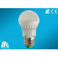 Plastic 3W E27 70lm Warm white LED Bulb For Department / Restaurant Manufactures