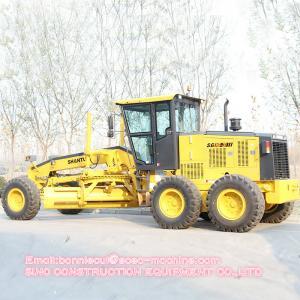 3 Series 160hp SG16-3 Construction Motor Grader Manufactures
