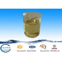 ISO / BV plastic drums polyamine Polymer CAS NO 42751-79-1 Water Treatment Chemicals Manufactures