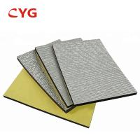 Closed Cell HVAC Duct Insulation Foam Polyethylene Sheet Roll Xpe / Ixpe Manufactures