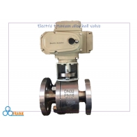 Electric Industrial Metal Valves Manufactures