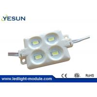 4 Led Module , Waterproof Samsung SMD5630 Injection Led Module 5 Years Warranty Manufactures