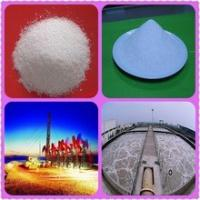 Cheap Paper Making Anionic / Cationic Polyacrylamide PAM For Oil Drilling White Powder for sale