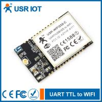 [USR-WIFI232-Cb] SMD type TTL WIFI module,stamp hole stamp with external antenna Manufactures