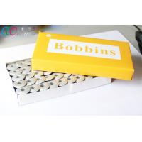 High performance Computer Embroidery Machine Accessories Bobbins Manufactures