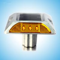Solar road stud 129*117*78MM Manufactures
