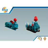 3NB Series Triplex Drilling Mud Pumps , Horizontal Triplex Single Acting Piston Pump