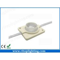 1.44W IP67 waterproof High power LED module with Len for illuminated light box Manufactures