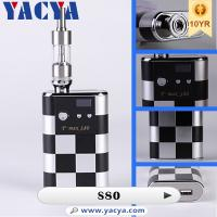 VV / VW Rechargeable Variable Voltage E Cigarette With LCD Screen Manufactures