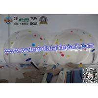 Adults Giant  Inflatable Human Water Bubble Ball Rental  CE / UL / ROHS Manufactures