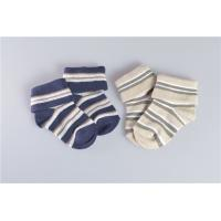 Anti Bacterial Knitted Colorful Cotton Baby Socks With Odor Resistant Material Manufactures